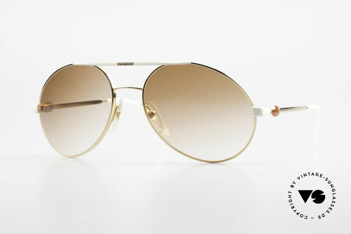 Bugatti 64317 Men's Sunglasses 80's Vintage, men's sunglasses by Bugatti, genuine 1980's, Made for Men