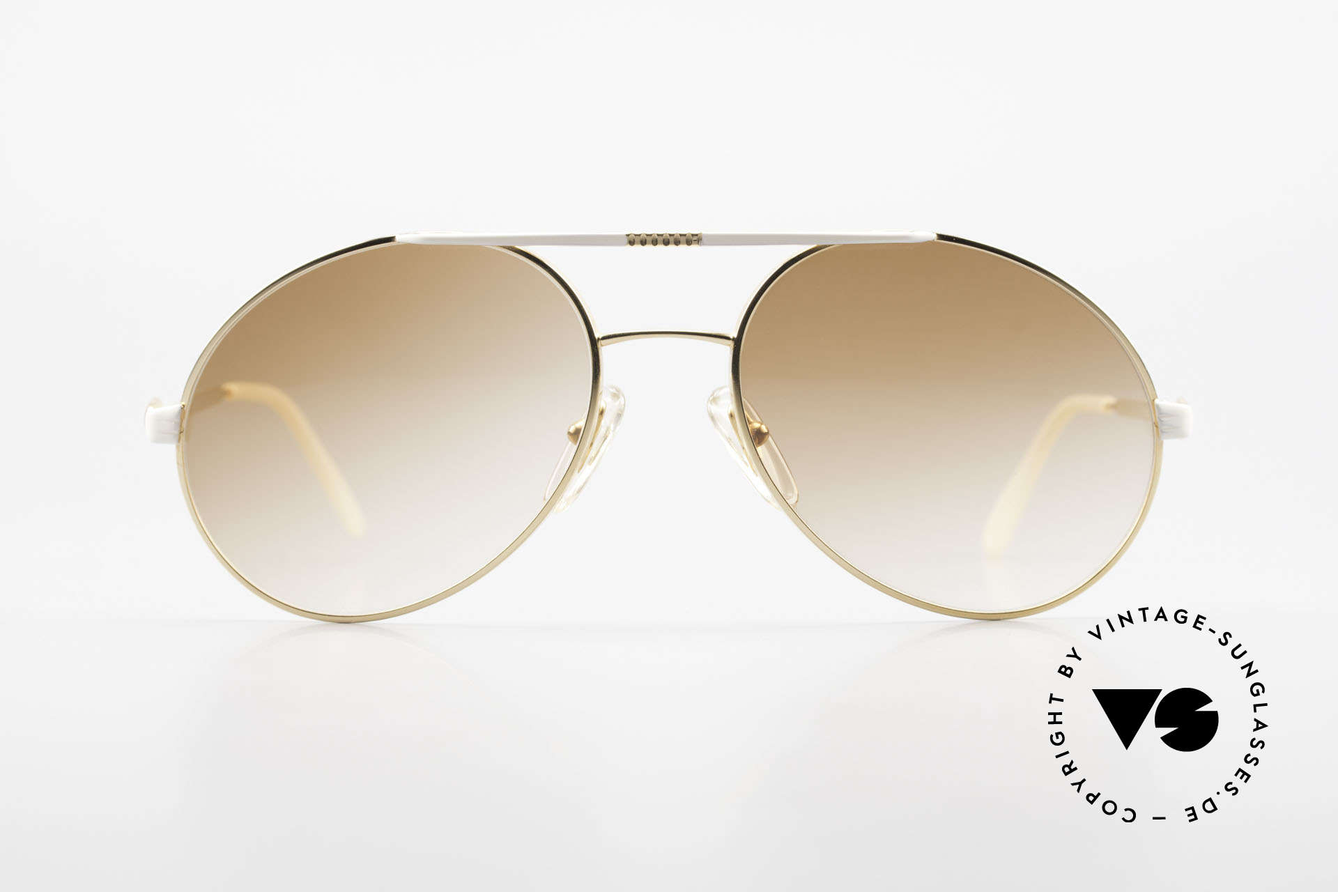 Bugatti 64317 Men's Sunglasses 80's Vintage, classic Bugatti design from 1983 - NO retro!, Made for Men
