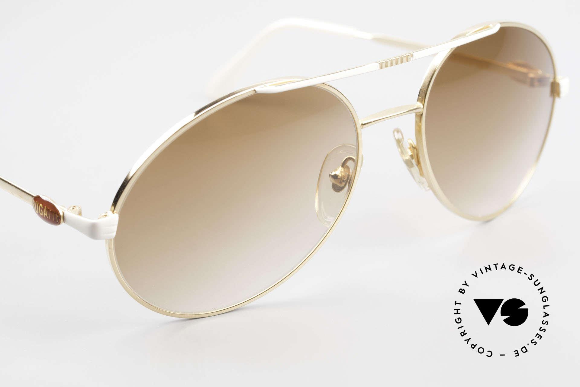 Bugatti 64317 Men's Sunglasses 80's Vintage, unworn (like all our vintage Bugatti shades), Made for Men