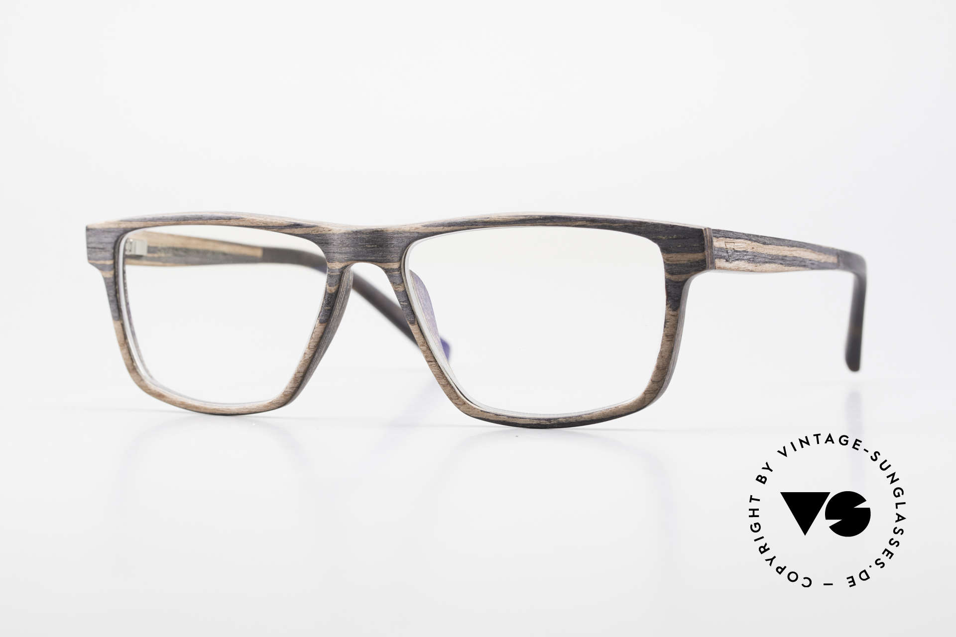 Kerbholz Nils Wood Frame Square For Men, square WOOD glasses by Kerbholz, made in Germany, Made for Men