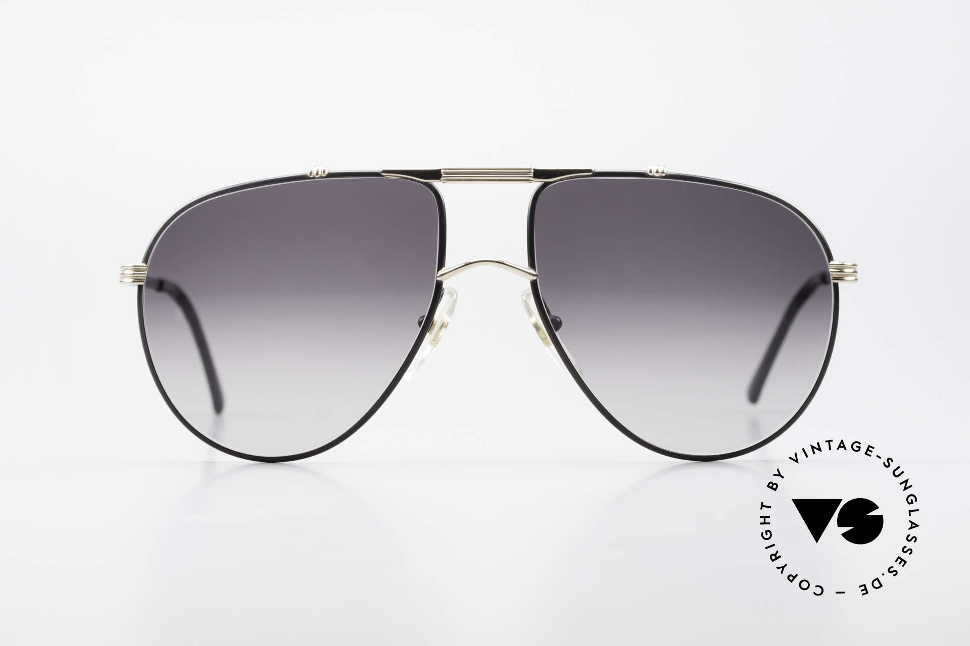 Christian Dior 2248 80's Aviator Large Sunglasses, rare designer sunglasses from 1984; truly 80's vintage, Made for Men