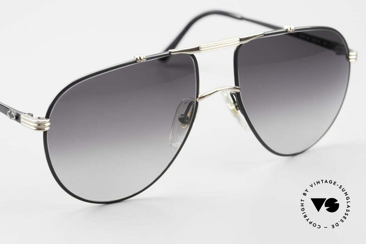 Christian Dior 2248 80's Aviator Large Sunglasses, NO RETRO SUNGLASSES; but a 30 years old ORIGINAL, Made for Men