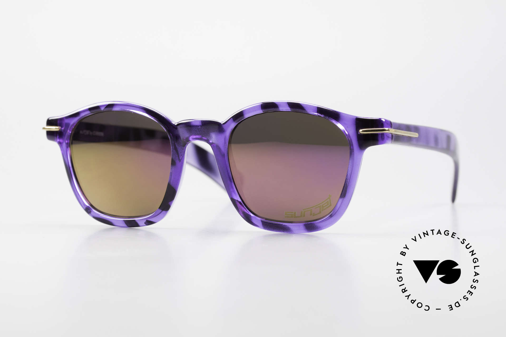 Carrera 5272 Tart Arnel Style James Dean, Carrera SUNJET mod. 5272 sunglasses from the late 1990's, Made for Men and Women