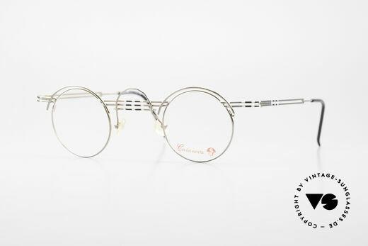 Casanova BC1 Artful Panto Designer Glasses Details