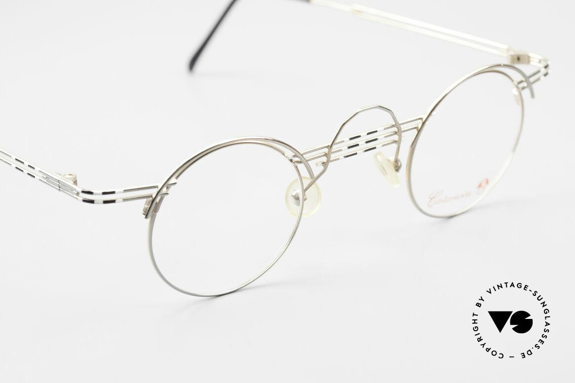 Casanova BC1 Artful Panto Designer Glasses, NOS - unworn (like all our vintage Casanova frames), Made for Women