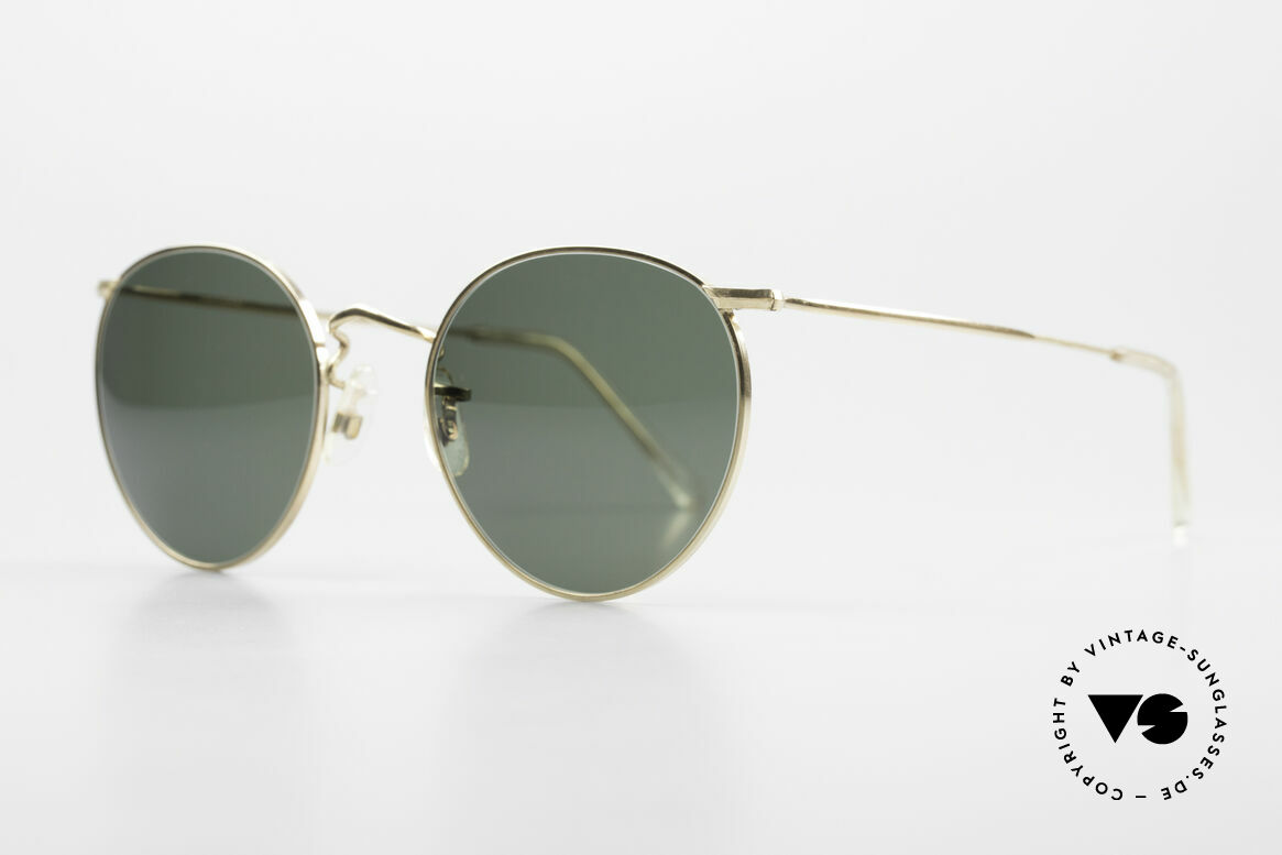 Algha Panto 47/22 Old 70's Gold Filled Frame, finest manufacturing (handmade in England, UK), Made for Men and Women