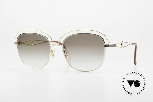 Christian Dior 2461 Ladies 80s Designer Sunglasses Details