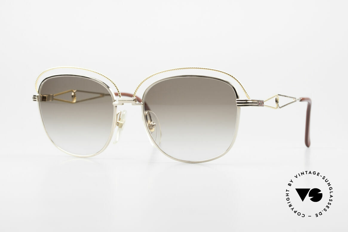 Christian Dior 2461 Ladies 80s Designer Sunglasses, 80's ladies glasses from the fashion city Paris, Made for Women