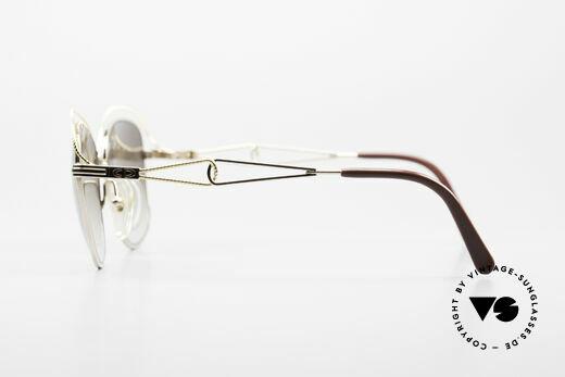 Christian Dior 2461 Ladies 80s Designer Sunglasses, no retro shades, but an original vintage rarity, Made for Women