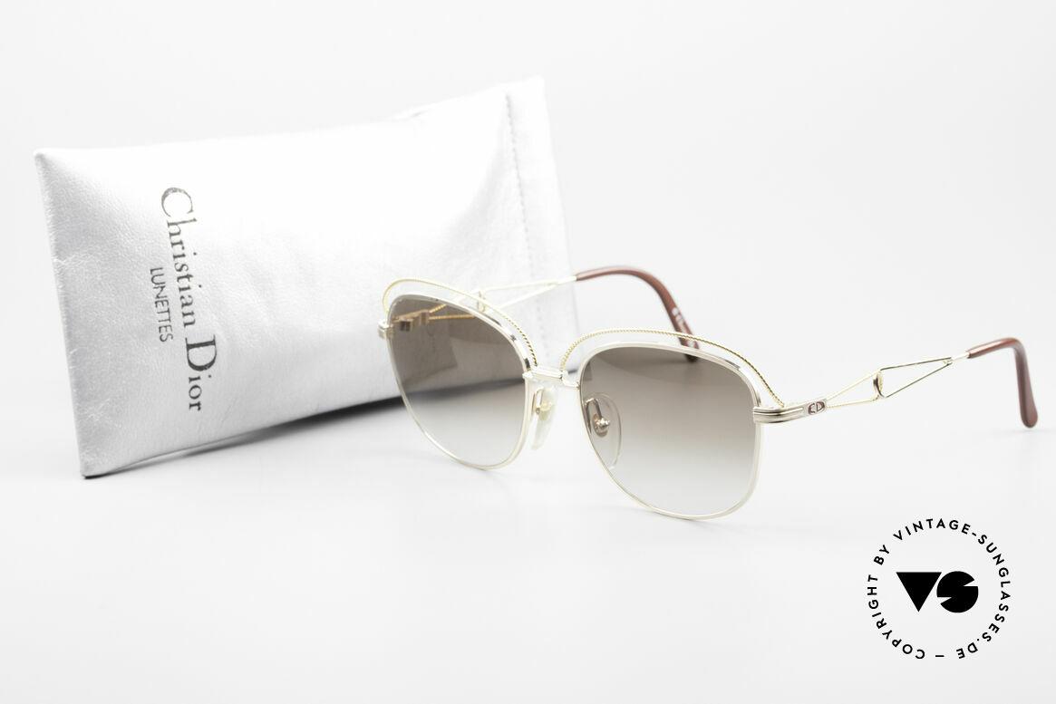 Christian Dior 2461 Ladies 80s Designer Sunglasses, Size: medium, Made for Women
