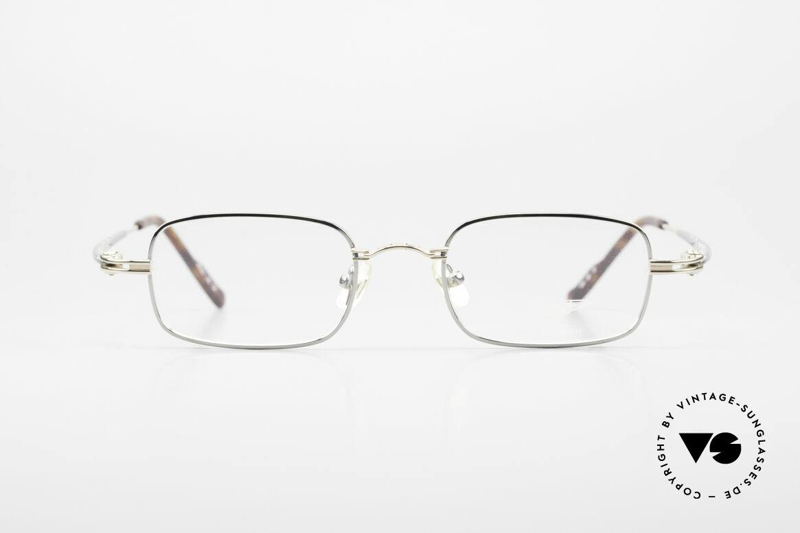 Aston Martin AM44 Square Men's Frame Titanium, accessory for the luxury British sports cars; just noble!, Made for Men