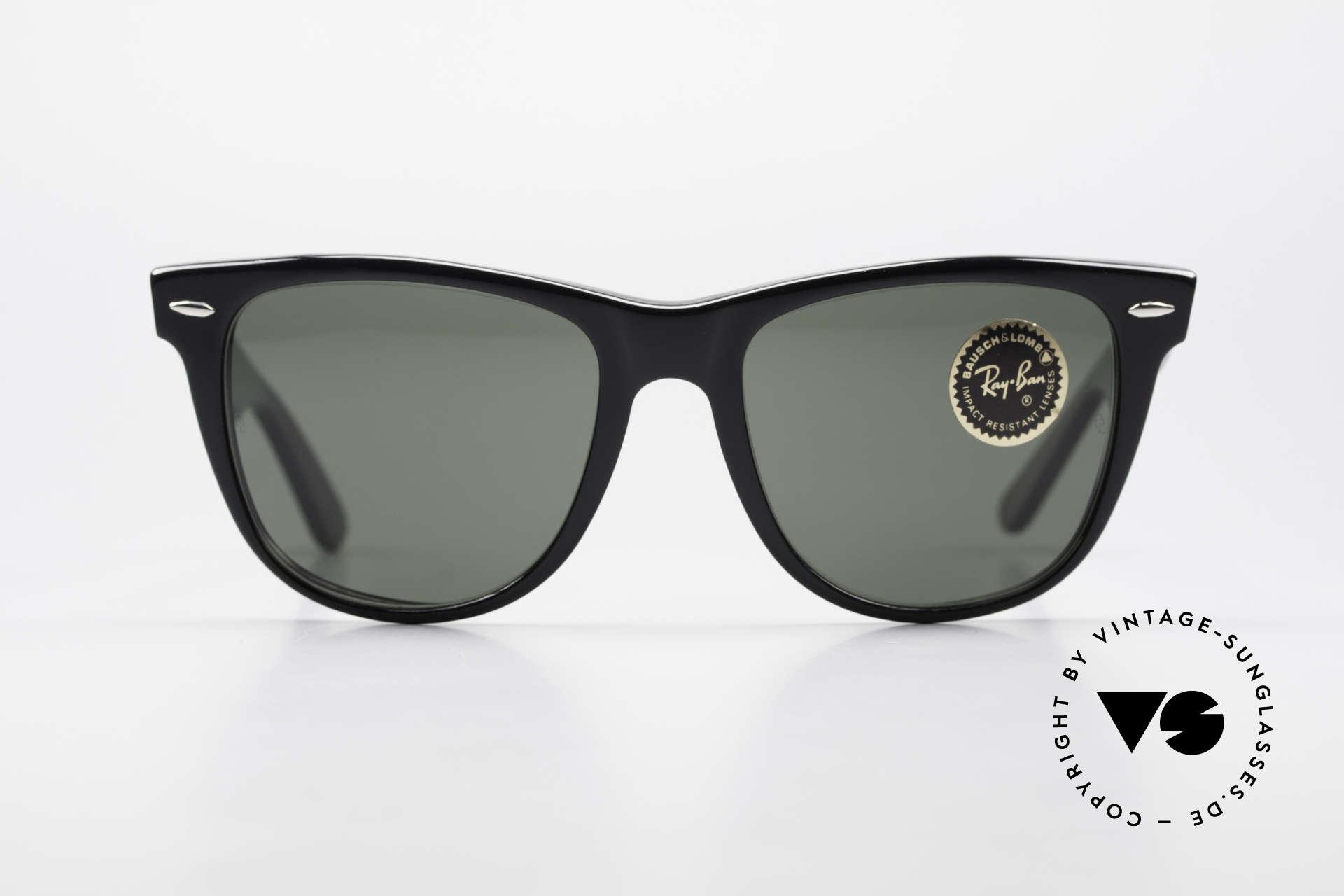 Ray Ban Wayfarer II JFK USA Vintage Sunglasses, worn by John F. Kennedy in the 60's - a legend!, Made for Men