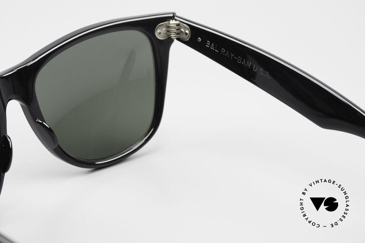 Ray Ban Wayfarer II JFK USA Vintage Sunglasses, Size: large, Made for Men