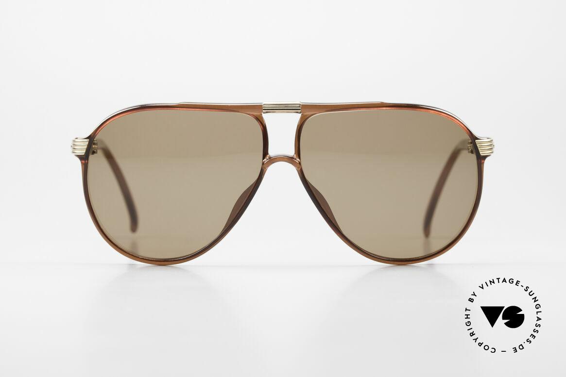 Christian Dior 2300 80's Aviator Sunglasses Optyl, premium model of the old Monsieur Series (men), Made for Men
