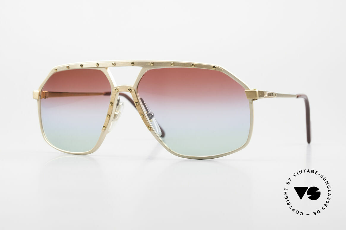 Alpina M6 West Germany Sunglasses 80's, old West Germany ALPINA sunglasses, model M6, Made for Men and Women