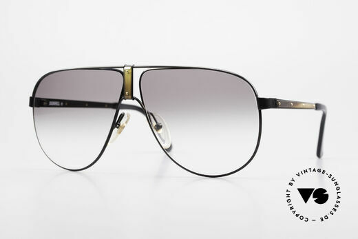 Dunhill 6043 Men's Shades With Horn Trims Details