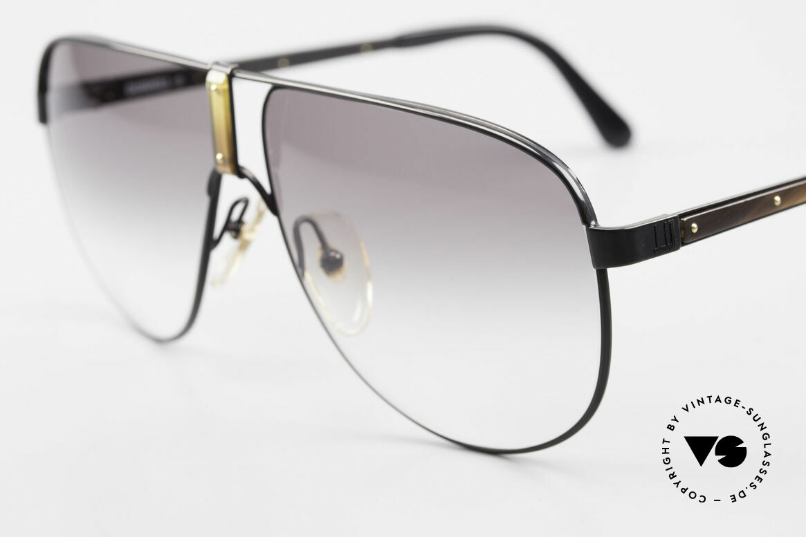 Dunhill 6043 Men's Shades With Horn Trims, impossible to get such a craftsmanship, today, Made for Men