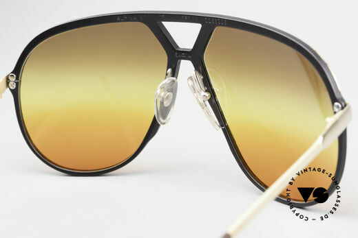 Alpina M1 80's Sunglasses Customized, NO RETRO EYEWEAR, but a 35 years old RARITY!, Made for Men