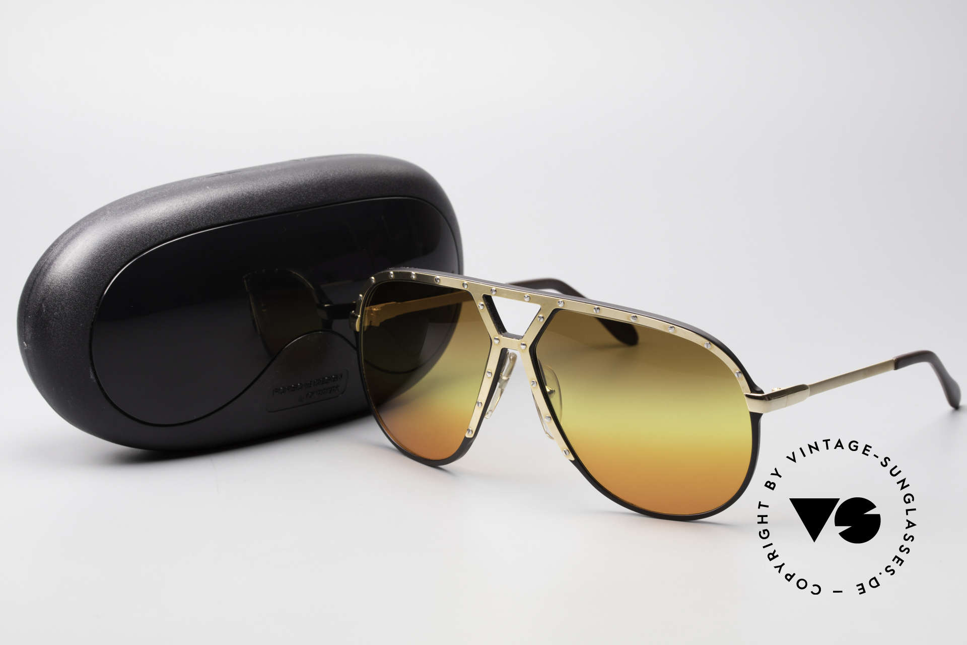 Alpina M1 80's Sunglasses Customized, Size: large, Made for Men