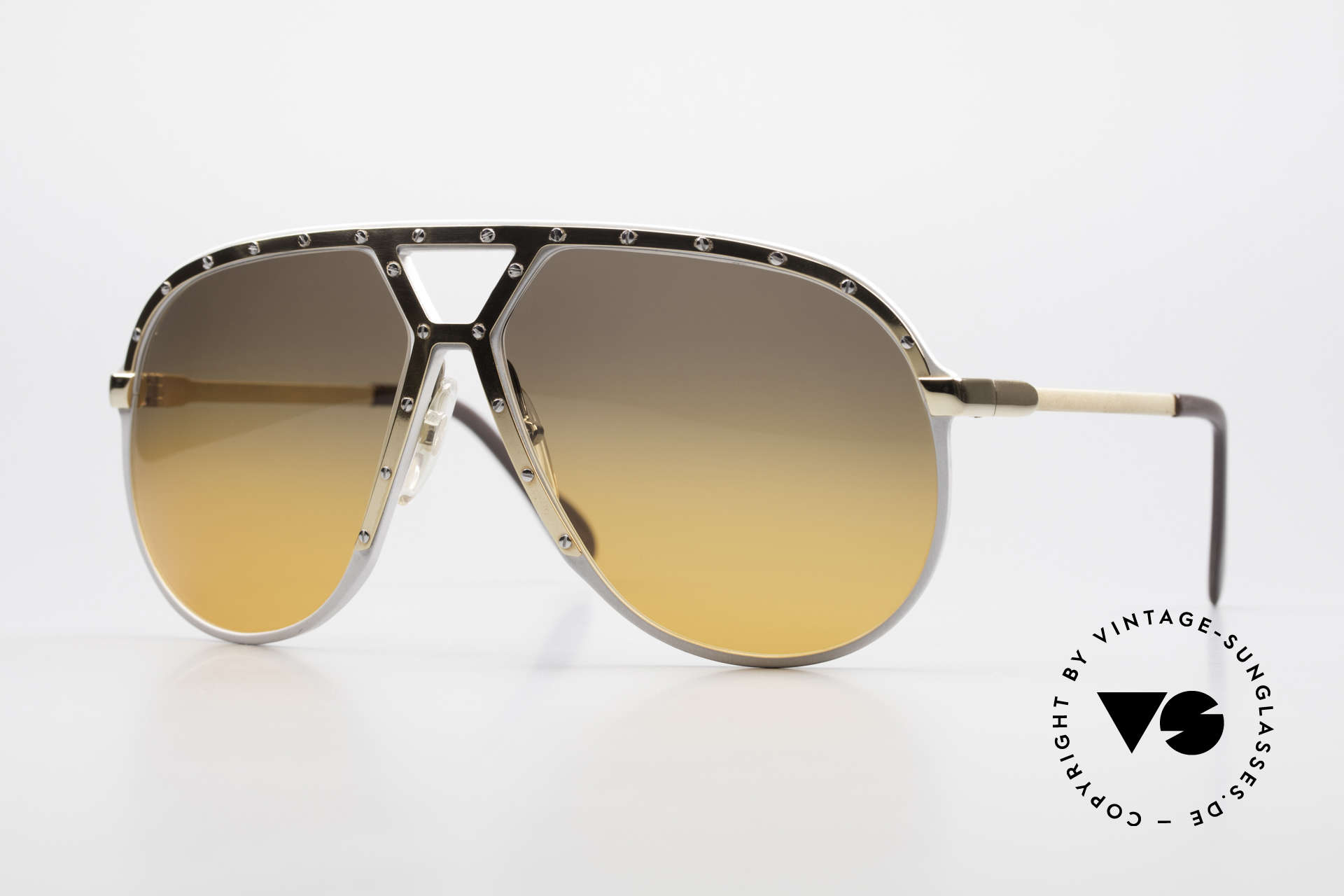 Alpina M1 80's Sunglasses One Of A Kind, old Alpina M1: real WEST GERMANY sunglasses, Made for Men
