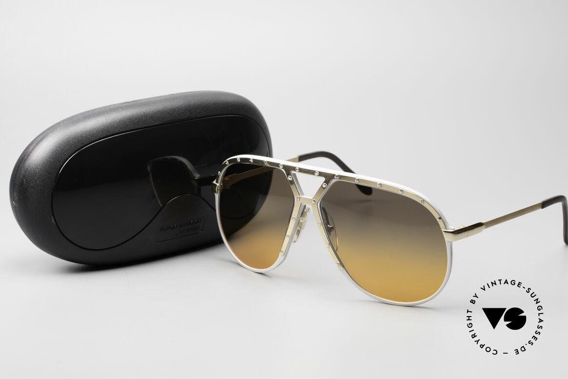 Alpina M1 80's Sunglasses One Of A Kind, Size: large, Made for Men
