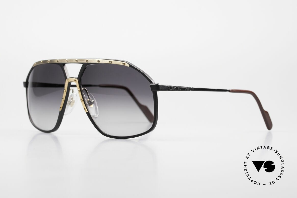 Alpina M1/7 XL Vintage Shades Early 90's, with temple imprints instead of the frame engraving, Made for Men