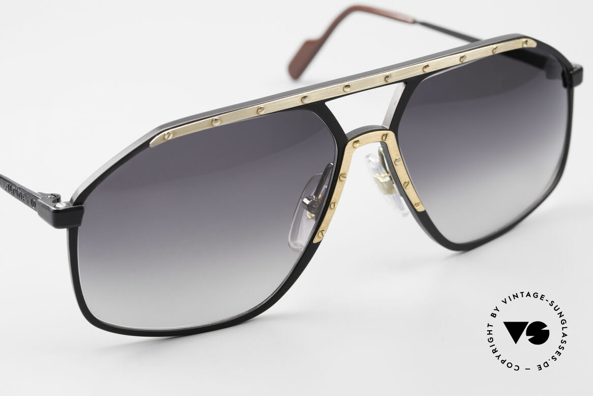 Alpina M1/7 XL Vintage Shades Early 90's, unworn rarity (comes with a new hard case by Bvlgari), Made for Men