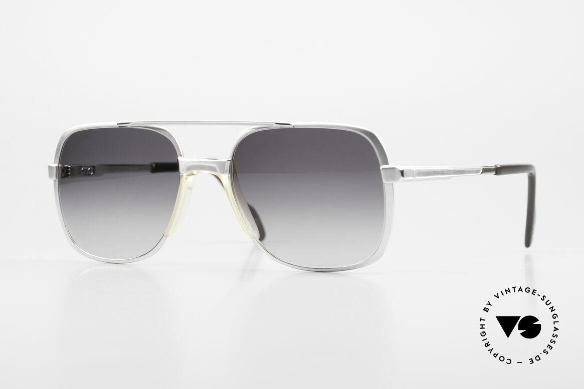 Metzler 0766 1980's Old School Sunglasses, original METZLER sunglasses from the early 1980's, Made for Men
