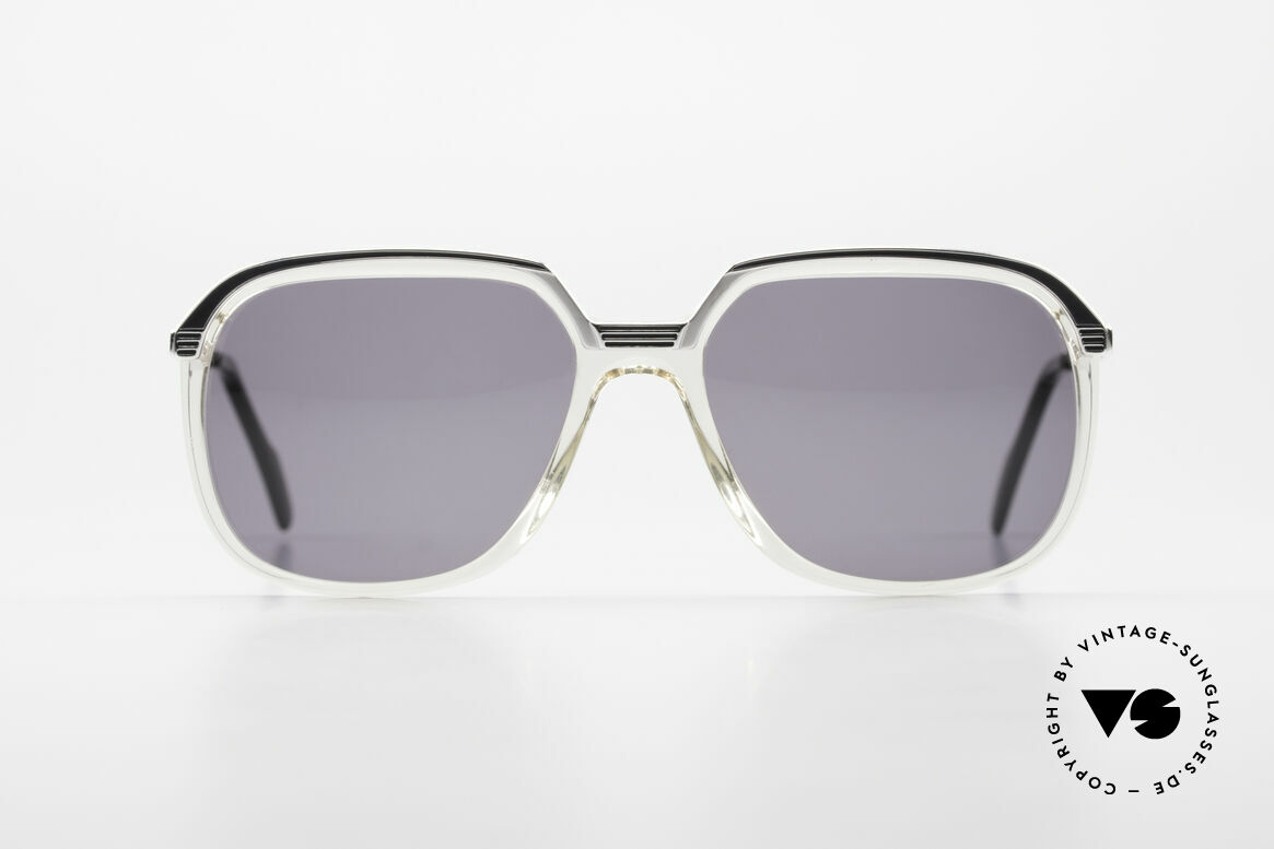 Metzler 6620 True Vintage 80's Sunglasses, irresistibly charming 1980's design - a real CLASSIC, Made for Men