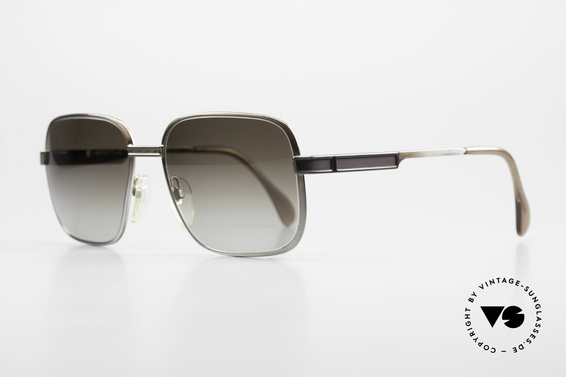 "Neostyle Society 190 80's Haute Couture Sunglasses, famous ""made in Germany"" quality - built to last, Made for Men"
