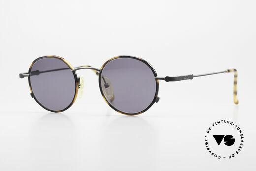 BOSS 5148 Round Panto Style Sunglasses Details