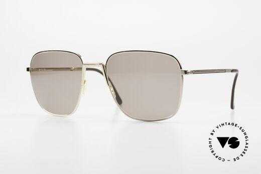 Christian Dior 2287 Monsieur Folding Sunglasses Details