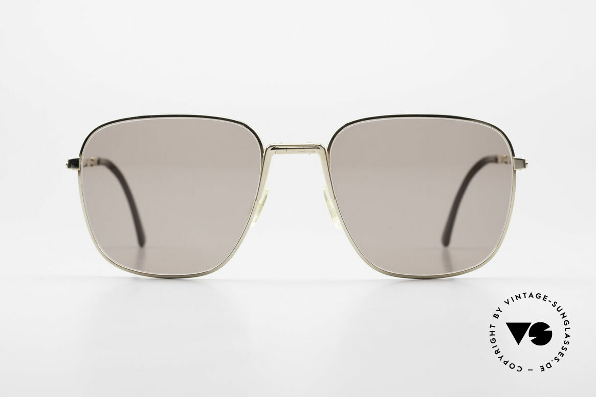 Christian Dior 2287 Monsieur Folding Sunglasses, practical folding model in great quality (gold-plated), Made for Men