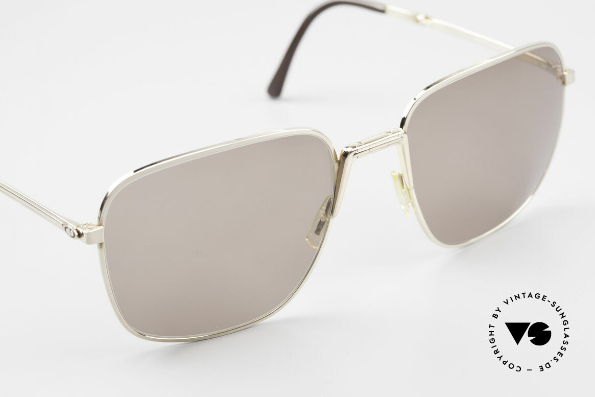 Christian Dior 2287 Monsieur Folding Sunglasses, NO RETRO FASHION, but a 35 years OLD ORIGINAL!, Made for Men
