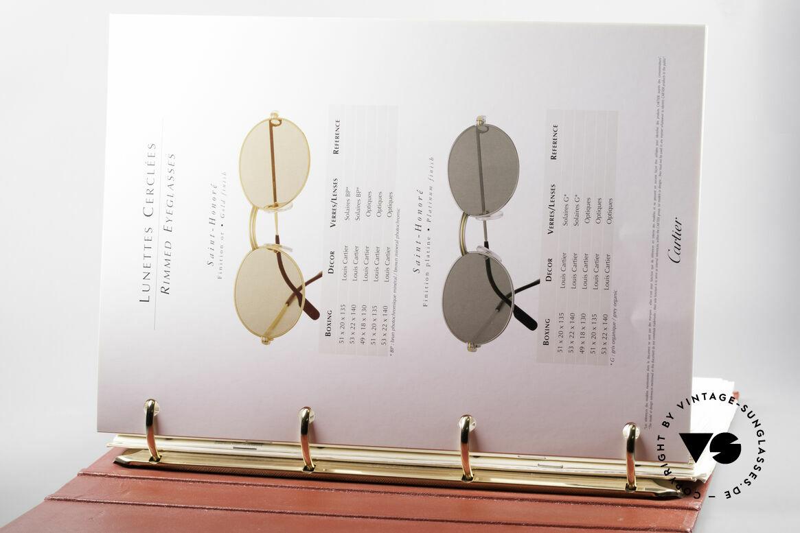 Cartier_ Catalog Cartier Journal And Price Lists, incl. advertising material & an Italien Cartier Journal, Made for Men and Women