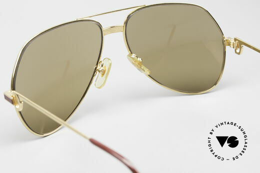 Cartier Vendome Laque - L Mystic Cartier Mineral Lenses, unworn, new old stock (NOS), with full original packing, Made for Men