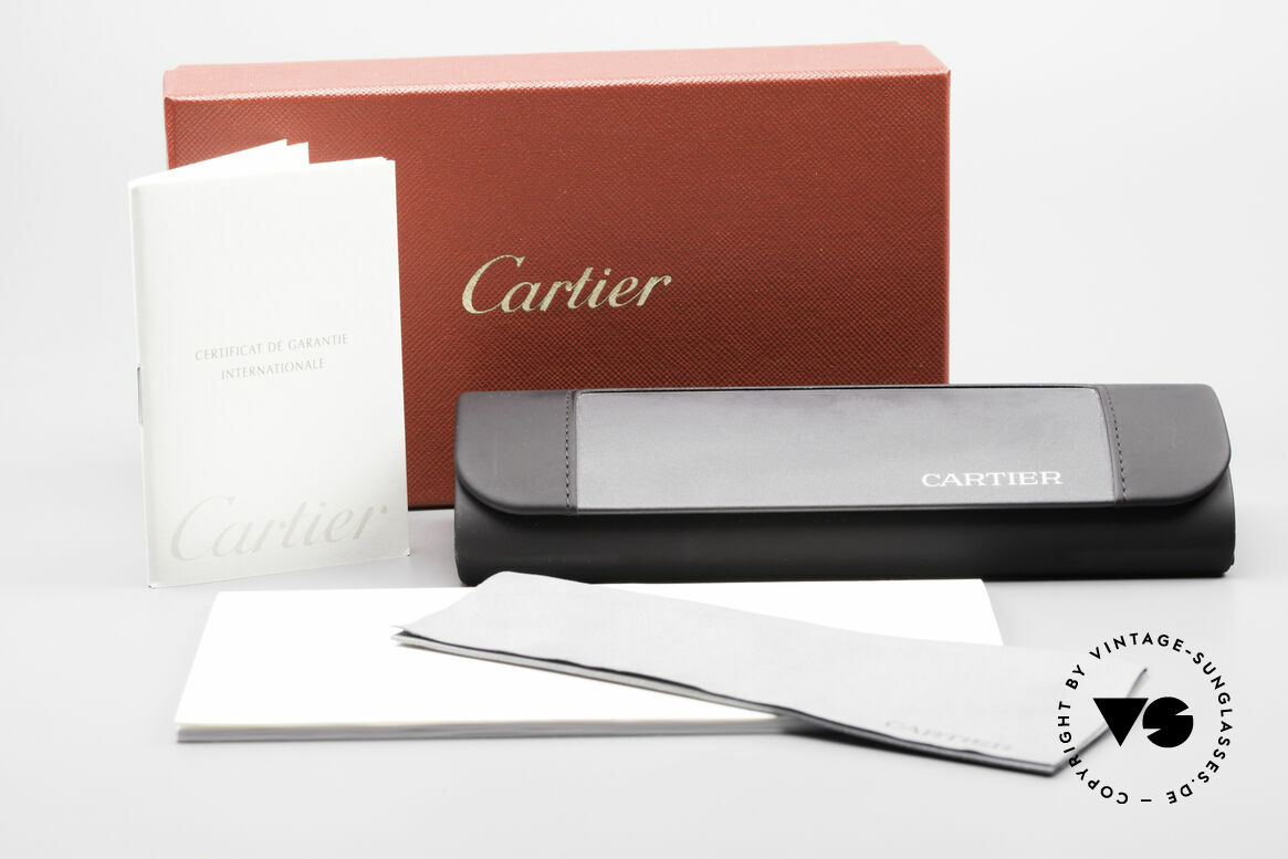 Cartier Rimless Octag Octag Shades One of a Kind, Size: large, Made for Men and Women