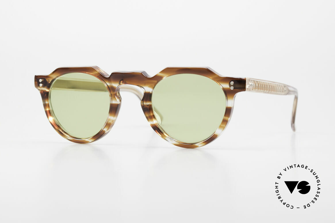 Lesca Panto 6mm Antique 1960's Sunglasses, old LESCA sunglasses, PANTO style, from the 1960's, Made for Men and Women