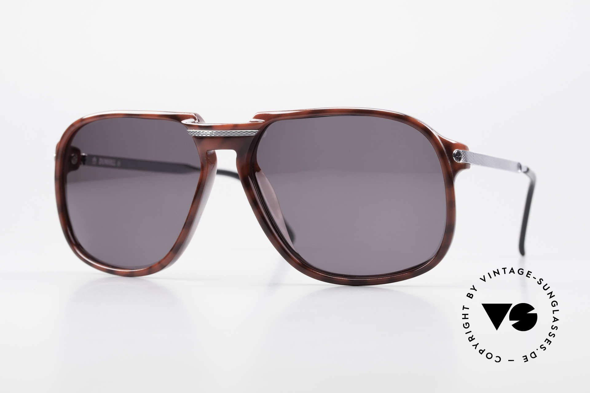 Dunhill 6005 Rare Old Men's Sunglasses 1984, real, old men's sunglasses by A. Dunhill from 1984, Made for Men