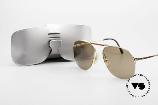 Dunhill 6022 80's Gentlemen's Sunglasses, NO RETRO pilots SHADES, but authentic 1980's rarity, Made for Men
