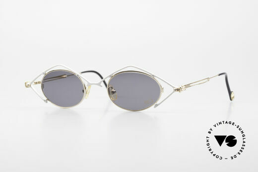 Flair EyeQ 6 Crazy Vintage Sunglasses 90s Details