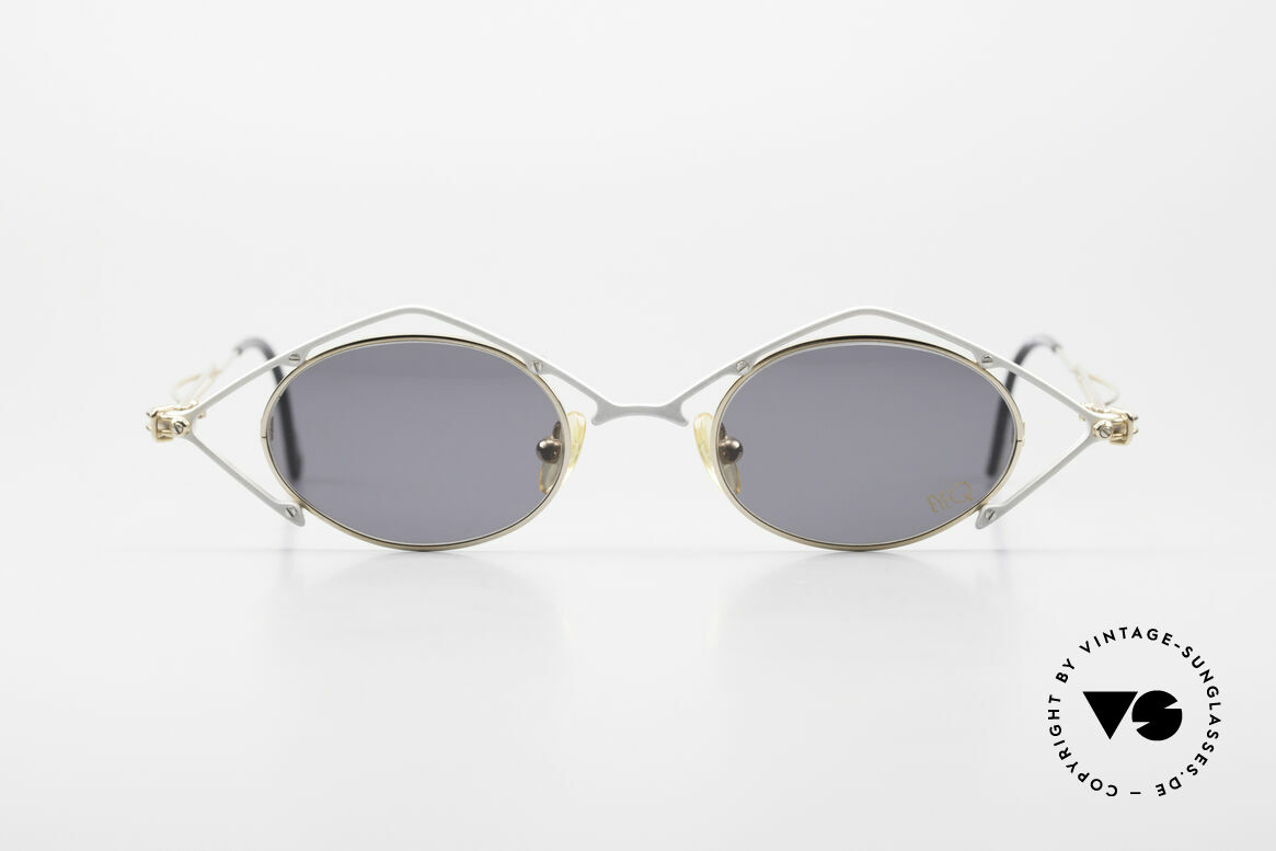 Flair EyeQ 6 Crazy Vintage Sunglasses 90s, Flair EyeQ: fancy sunglasses from the late 1990's, Made for Men and Women