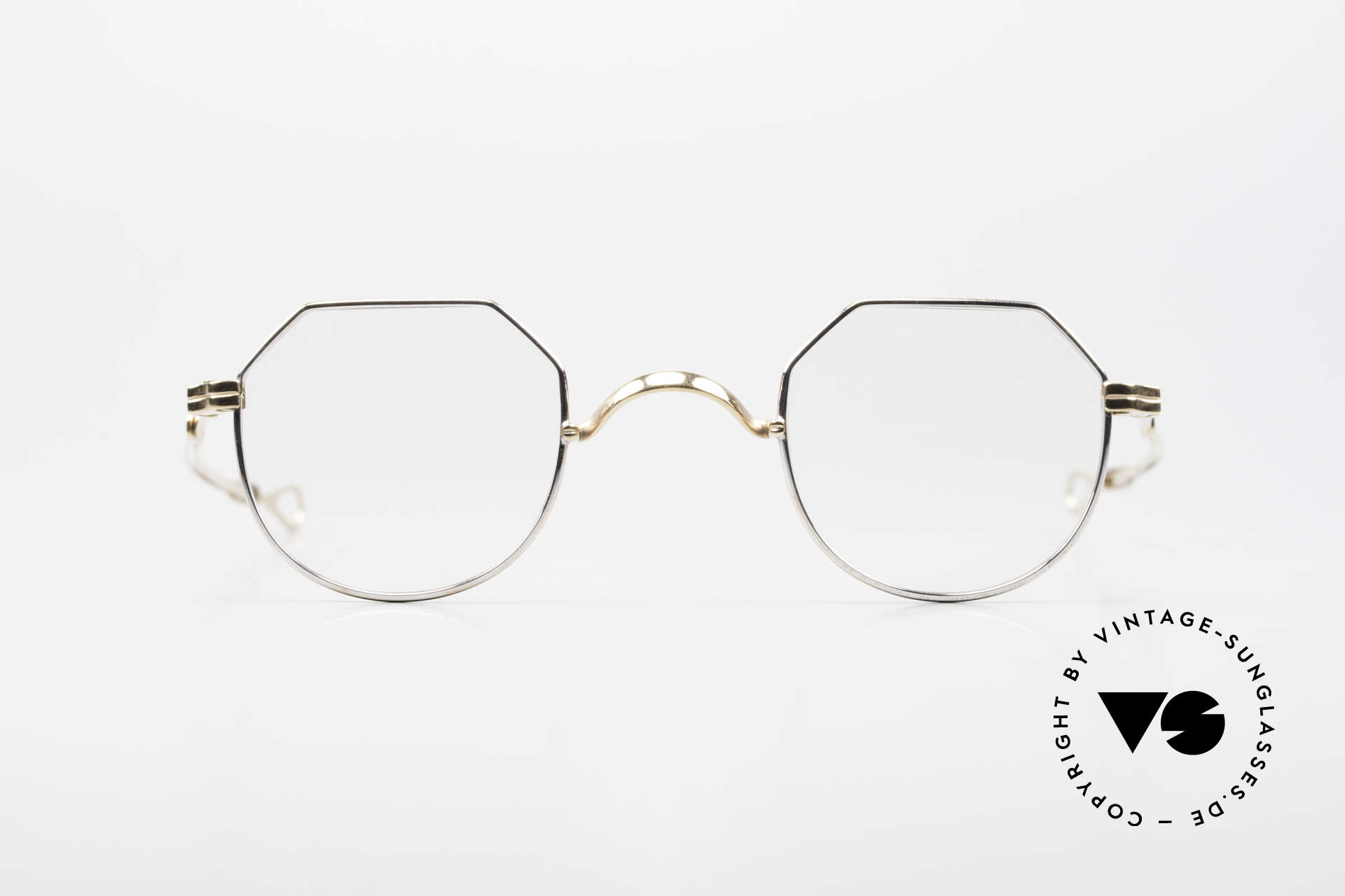 Lunor I 18 Telescopic Glasses With Telescopic Arms, the (arms) temples are extendable like a telescope, Made for Men and Women