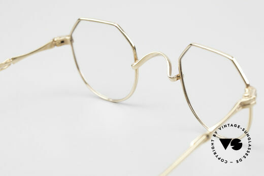 """Lunor I 18 Telescopic Glasses With Telescopic Arms, the """"I18"""" design is extremely rare; collector's item!, Made for Men and Women"""