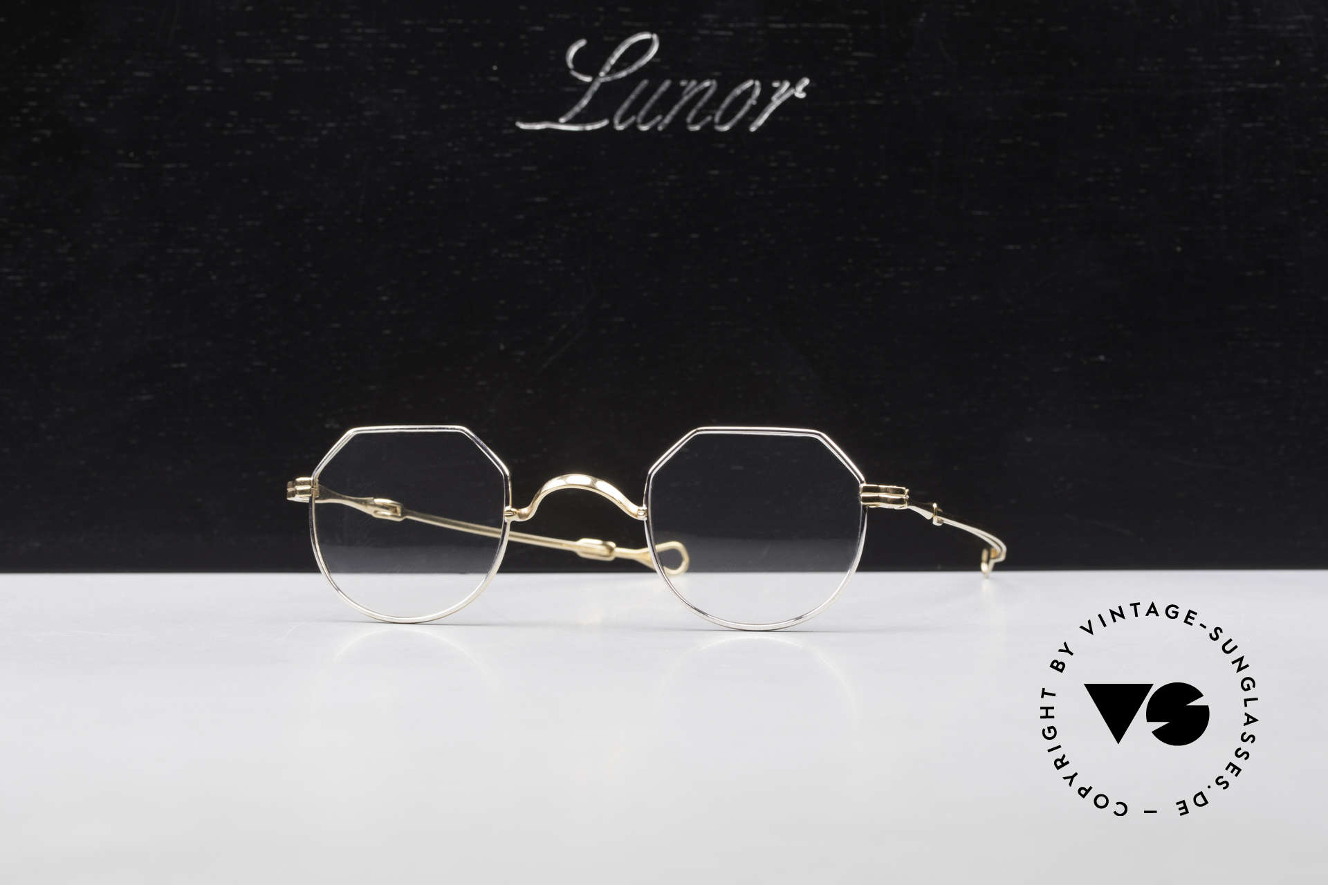 Lunor I 18 Telescopic Glasses With Telescopic Arms, Size: extra small, Made for Men and Women