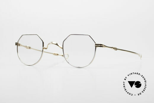 Lunor I 18 Telescopic Glasses With Telescopic Arms Details