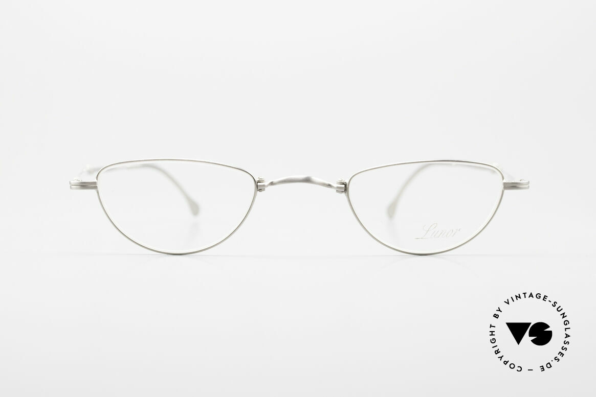 Lunor XXV Folding 06 Foldable Reading Eyeglasses, traditional German brand; quality handmade in Germany, Made for Men and Women