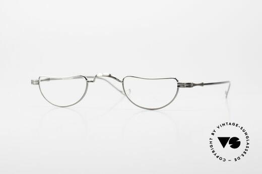Lunor II 07 Classic Reading Eyeglasses Details