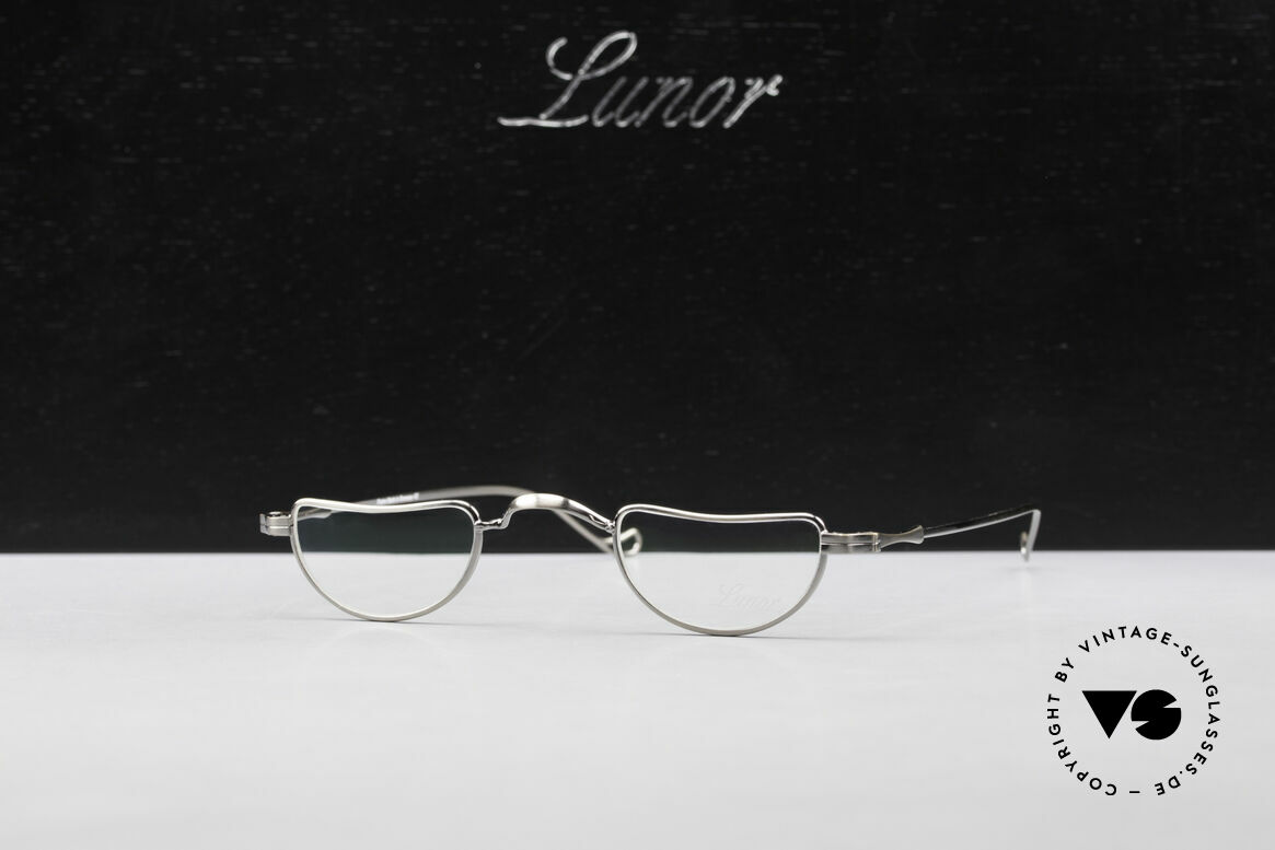 Lunor II 07 Classic Reading Eyeglasses, Size: extra small, Made for Men and Women