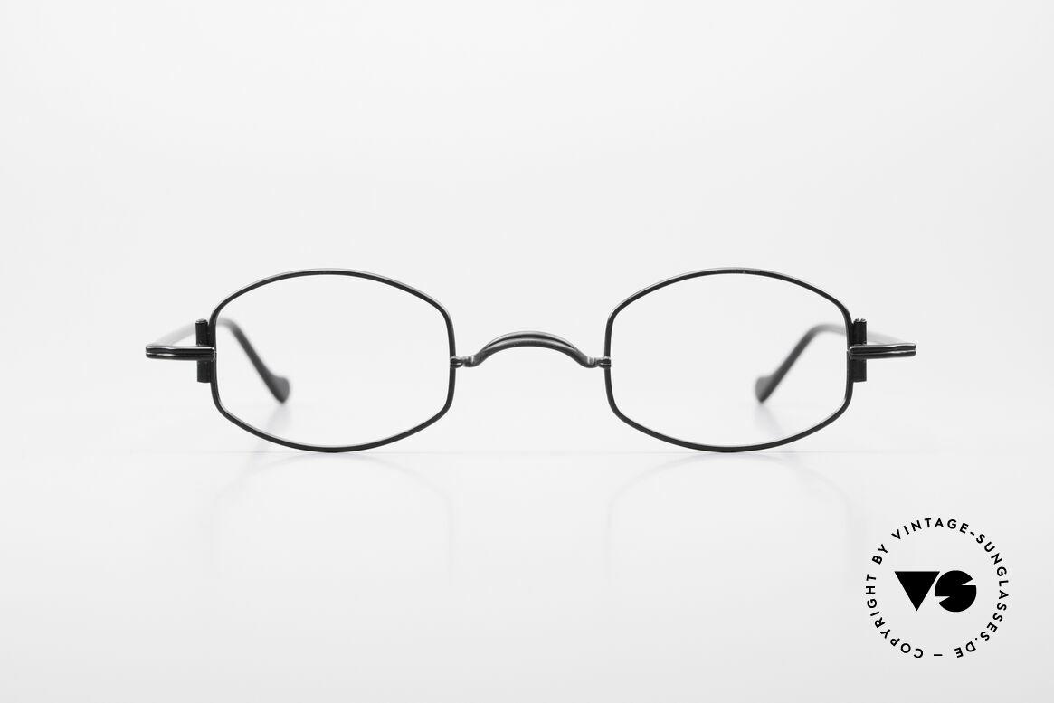 Lunor XA 03 Rare Old Eyewear Classic, LUNOR = a traditional German brand (handmade quality), Made for Men and Women